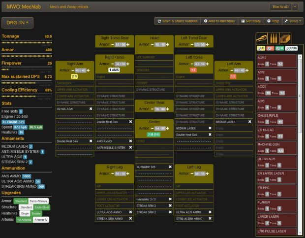 mwo.smurfy-net.de example dragon loadout with tool